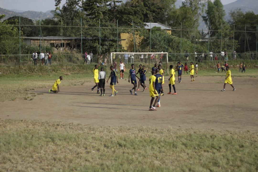 Torneo di calcio, 21 marzo